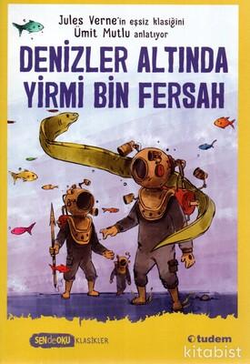 Tudem Yayınları - Denizler Altında Yirmi Bin Fersah