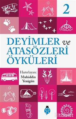 Uğur Böceği Yayınları - Deyimler ve Atasözleri Öyküleri-2