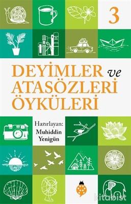 Uğur Böceği Yayınları - Deyimler ve Atasözleri Öyküleri-3