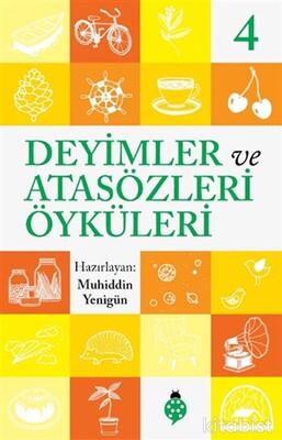 Uğur Böceği Yayınları - Deyimler ve Atasözleri Öyküleri-4