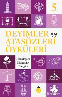 Uğur Böceği Yayınları - Deyimler ve Atasözleri Öyküleri-5