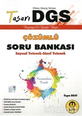 Tasarı Eğitim Yayınları - DGS 2021 Sayısal-Sözel Çözümlü Soru Bankası