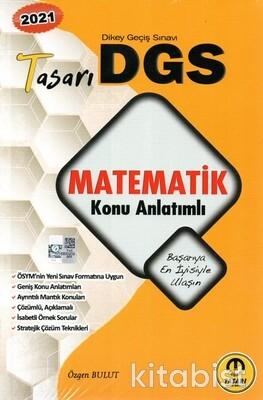 Tasarı Eğitim Yayınları - DGS 2021 Matematik Konu Anlatımlı 4'lü Set