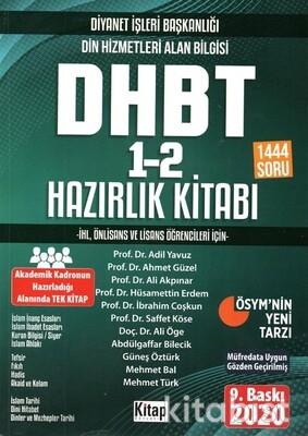 Kitap Dünyası - DHBT 1 2 Hazırlık Kitabı İHL ve Ön Lisans Öğrencileri İçin