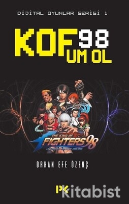 Profil Kitap - Dijital Oyunlar Serisi-1 / Kof 98'um Ol