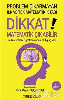 İmleç Yayınları - Dikkat Matematik Çıkabilir