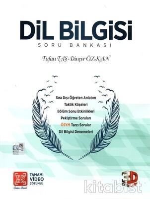 3D Yayınları - Dil Bilgisi Soru Bankası