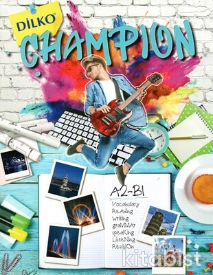 Dilko Yayıncılık - Dilko 10. Sınıf Champion Student's Book A2 - B1