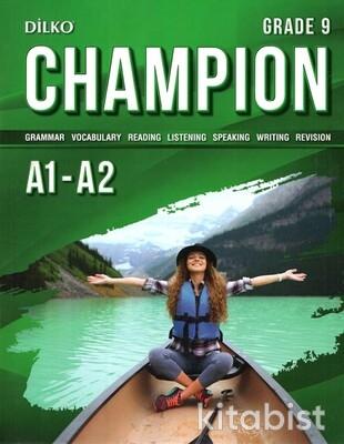 Dilko Yayıncılık - Dilko 9. Sınıf Champion Student's Book A1 - A2