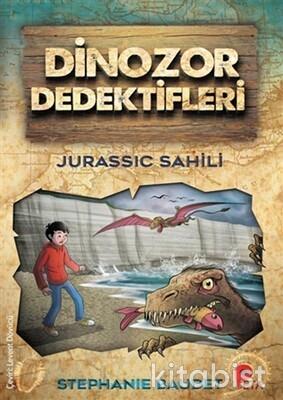 Peta Kitap - Dinazor Dedektifleri-Jurassıc Sahili