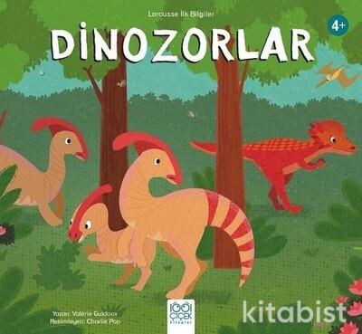 1001 Çiçek Yayınları - Dinozorlar
