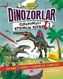 Sabri Ülker Vakfı - Dinozorlar Çıkartmalı Etkinlik Kitabı 1
