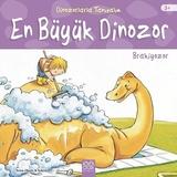 1001 Çiçek Yayınları - Dinozorlarla Tanışalım-En Büyük Dinozor-Brakiyozor
