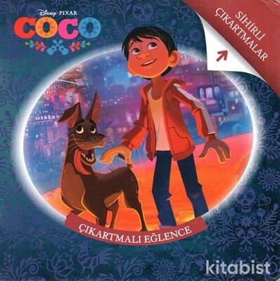 Doğan Egmont Yayınları - Disney Coco Çıkartmalı Eğlence