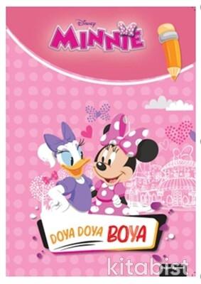 Doğan Egmont Yayınları - Disney Minnie - Doya Doya Boya