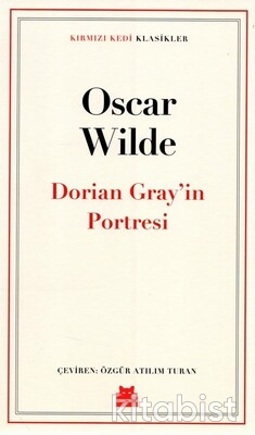 Kırmızı Kedi Yayınları - Dorian Gray'in Portresi