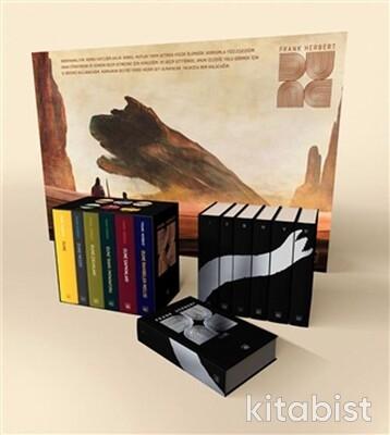 İthaki Yayınları - Dune Ciltli Kutu Set (6 Kitap Takım)