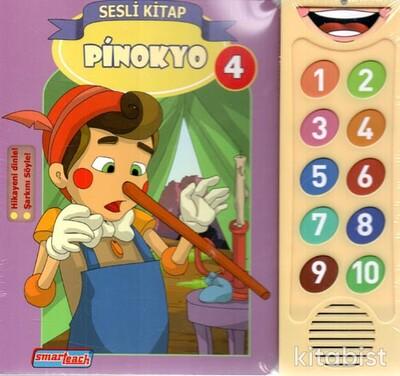 Smarteach - Dünya Klasikleri 4-Pinokyo (Sesli Kitap)