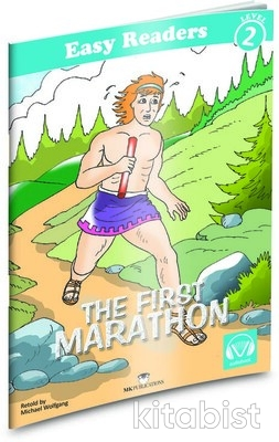 MK Publications - Easy Readers Level-2 The First Marathon