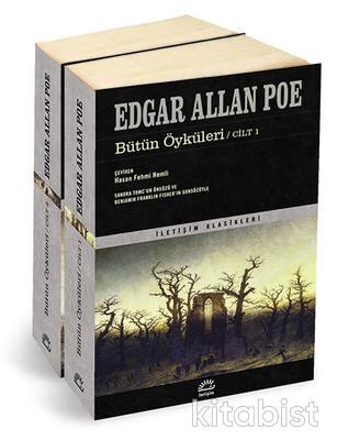 Edgar Allan Poe Bütün Öyküleri 2 Cilt Takım İletiş