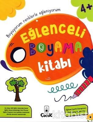 Floki Çocuk - Eğlenceli Boyama Kitabı