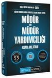 Pegem Yayınları - EKYS Müdür ve Müdür Yardımcılığı Konu Anlatımı