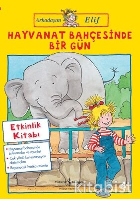 Elif Arkadaşım-Hayvanat Bah. Bir Gün
