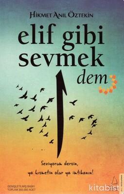 Destek Yayınları - Elif Gibi Sevmek