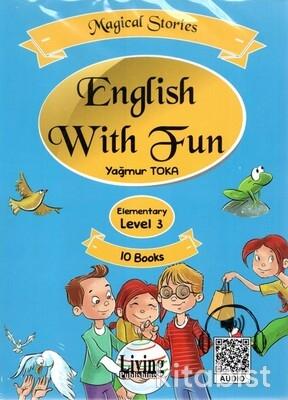 Living Yayınları - English With Fun Level 3