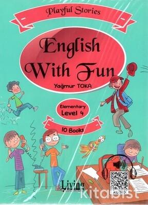 Living Yayınları - English With Fun Level 4