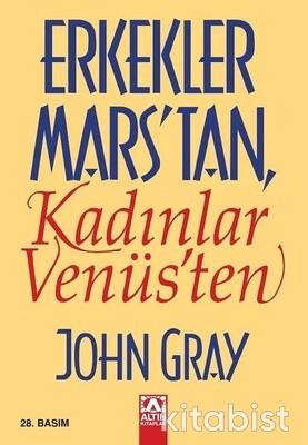 Altın Kitaplar - Erkekler Marstan Kadınlar Venüsten