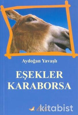 Bulut Yayınları - Eşekler Karaborsa (Gençlik_Mizah)