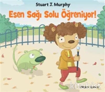 Doğan Egmont Yayınları - Esen Sağı Solu Öğreniyor