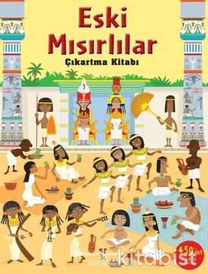 İş Bankası Yayınları - Eski Mısırlılar-Çıkartma Kitabı