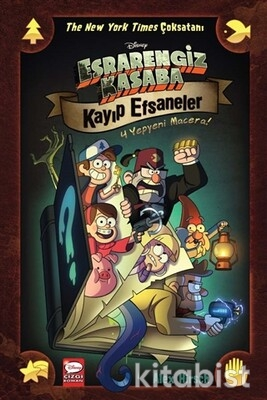 Beta Kids - Disney - Esrarengiz Kasaba - Kayıp Efsaneler