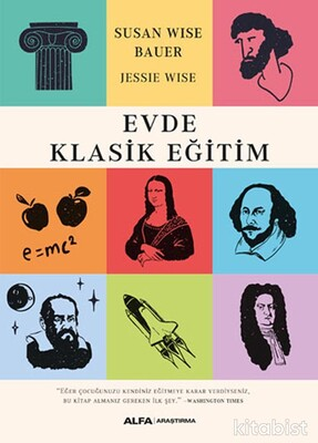 Alfa Yayınları - Evde Klasik Eğitim