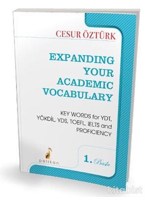 Pelikan Yayınları - Expanding Your Academic Vocabulary