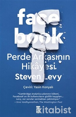 Timaş Yayınları - Facebook ve Perde Arkasının Hikayesi