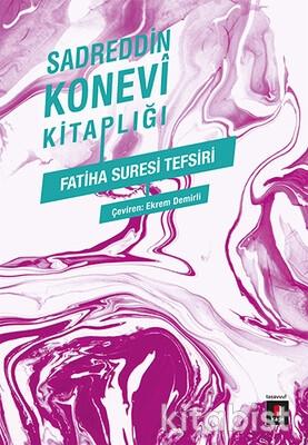 Kapı Yayınları - Fatiha Suresi Tefsiri