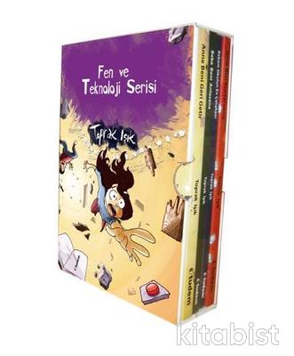 Tudem Yayınları - Fen Bilimleri Serisi Set