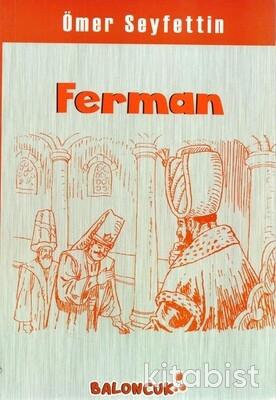 Koloni Çocuk - Ferman