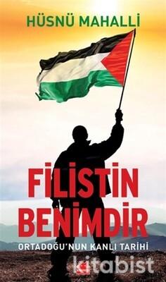 Kırmızı Kedi Yayınları - Filistin Benimdir