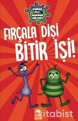 Eksik Parça Çocuk - Fırçala Dişi Bitir İşi! - Çürük Ali ve Mikrop Necati