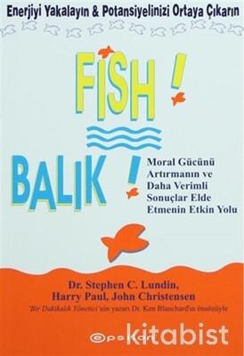 Epsilon Yayınları - Fish! Balık