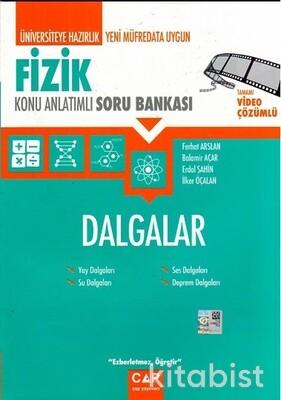 Çap Yayınları - Fizik - Dalgalar Konu Anlatımlı Soru Bankası