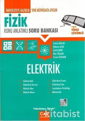 Çap Yayınları - Fizik - Elektrik Konu Anlatımlı Soru Bankası