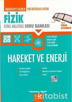 Çap Yayınları - Fizik - Hareket ve Enerji Konu Anlatımlı Soru Bankası
