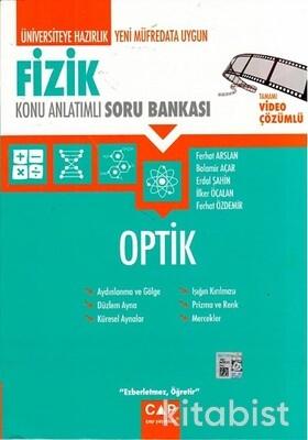 Çap Yayınları - Fizik - Optik Konu Anlatımlı Soru Bankası