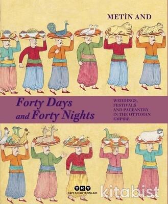 Yapıkredi Yayınları - Forty Days and Forty Nights