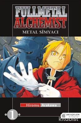Akılçelen Yayınları - Fullmetal Alchemist - Çelik Simyacı 1